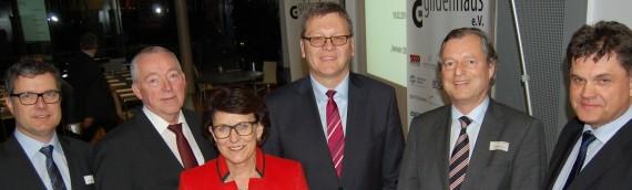 Gildenhaus Gespräch 2014