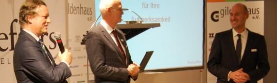 Gildenhaus Diskurs: Firmen im Wandel 2013