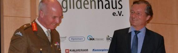 Gildenhaus Diskurs: Firmen im Wandel 2014