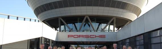 Gildenhaus Exkurs – Porsche – Leipzig