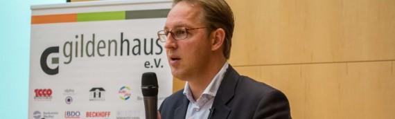 Gildenhaus Diskurs: Firmen im Wandel 2015