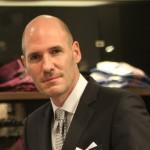 David van Laak, Geschäftsführer, SinnLeffers Bielefeld