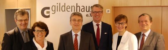 Gildenhaus Gespräch 2016