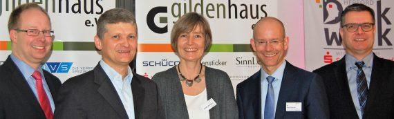 Gildenhaus Gespräch am 14.03.2017